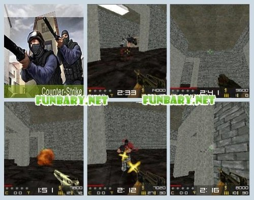 Micro Counter Strike 3D 1.4